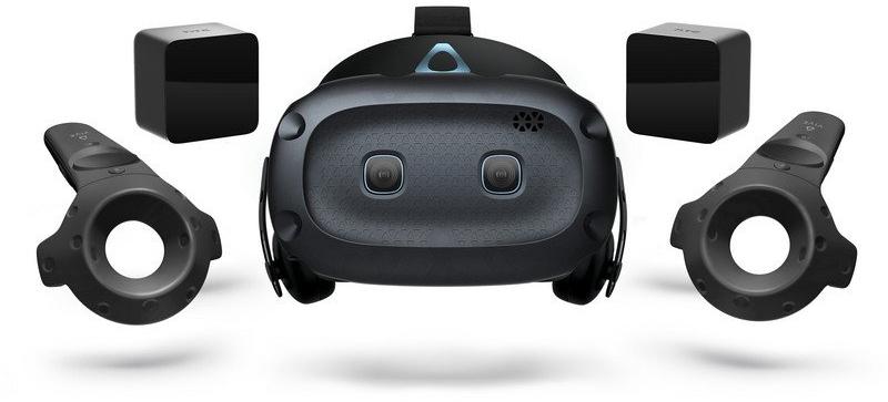 Kit VR HTC Vive Cosmos Elite