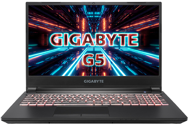 "Gigabyte - Portátil Gigabyte G5 15.6"" KC-8PT2130SH i7 16GB 512GB RTX 3060P 240Hz W10"