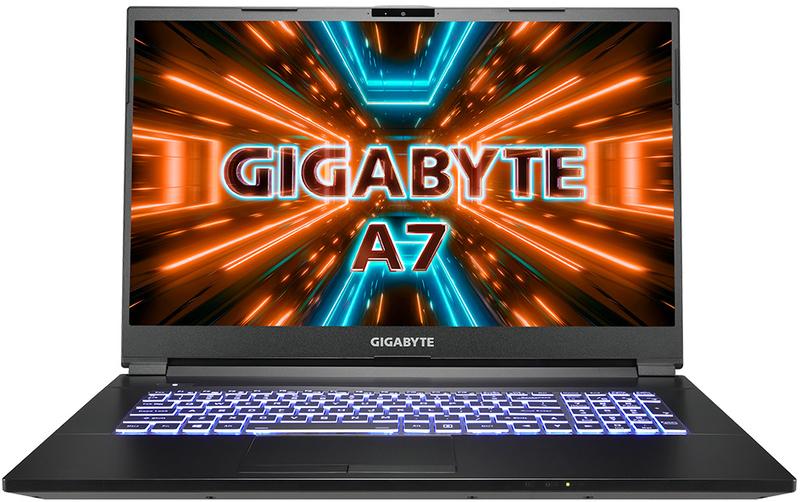 "Portátil Gigabyte A7 17.3"" X1-CPT1130SH R9 16GB 512GB RTX 3070 W10"