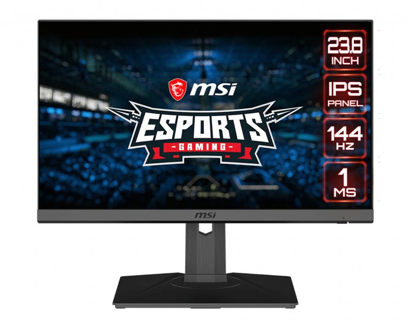 "Monitor MSI 23.6"" Optix MAG245R IPS FHD 144Hz 1ms"