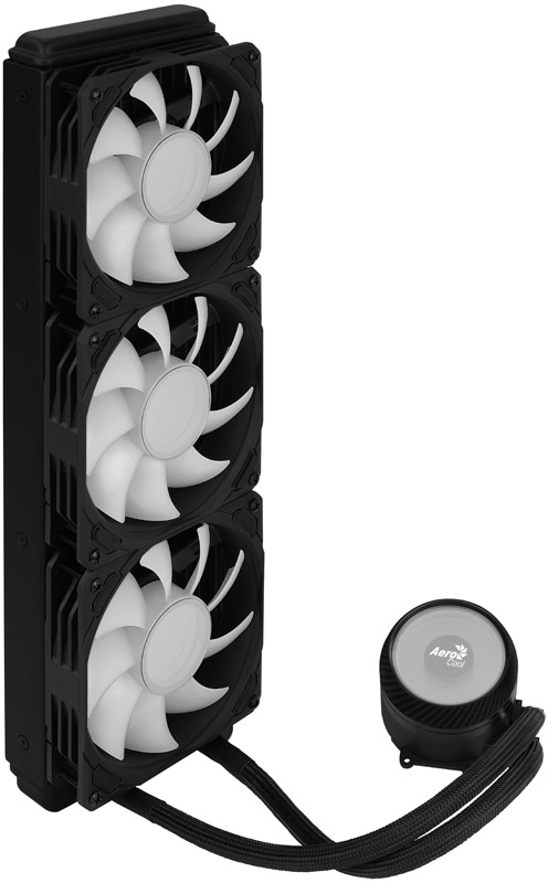 Aerocool - Cooler CPU a Água Aerocool Mirage L360 - 360mm