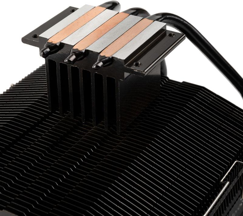 Aerocool - Cooler CPU Aerocool Cylon 3, ARGB - 120mm