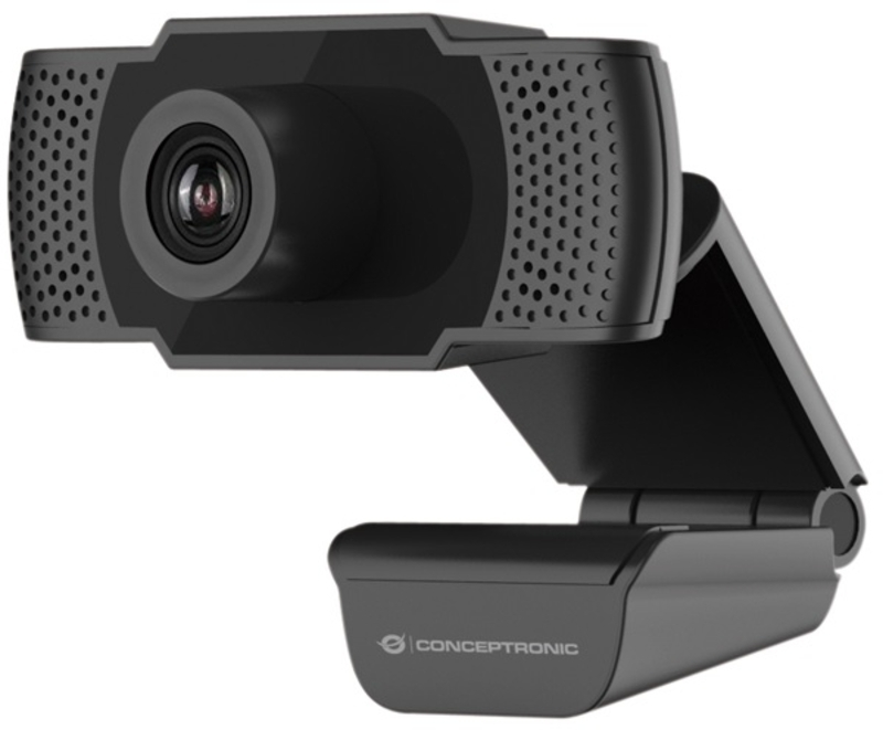 Conceptronic - Webcam Conceptronic AMDIS Full HD 1080p