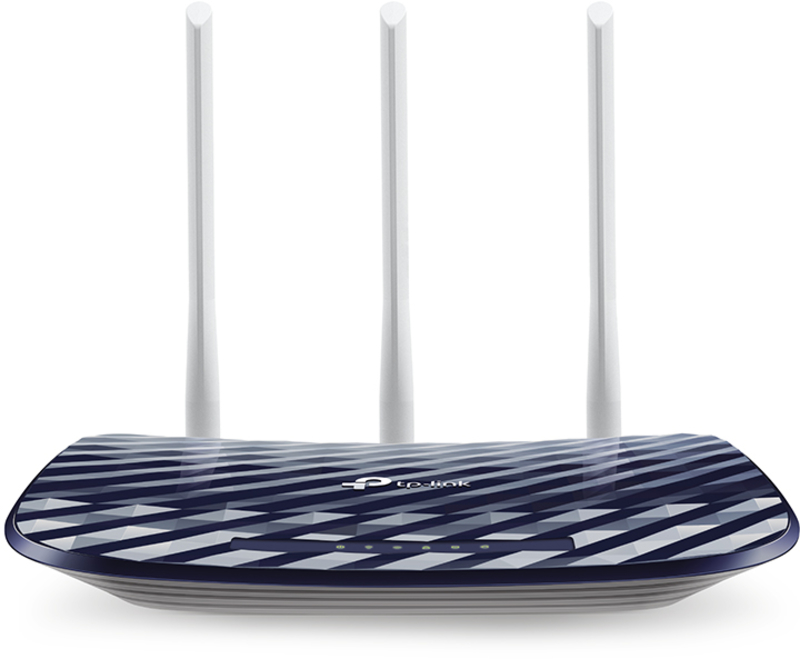 Router TP-Link Archer C20 v2 AC750 WiFi Dual Band