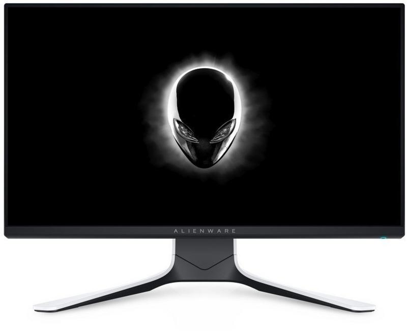 """Monitor Dell Alienware 24.5"""" AW2521HF Branco FHD 240Hz 1ms"""