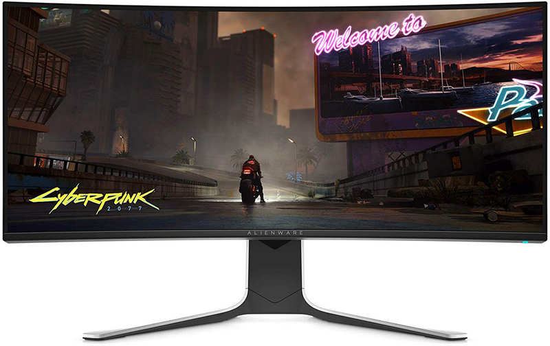 """Monitor Dell Alienware 34"""" AW3420DW IPS 120Hz G-Sync"""