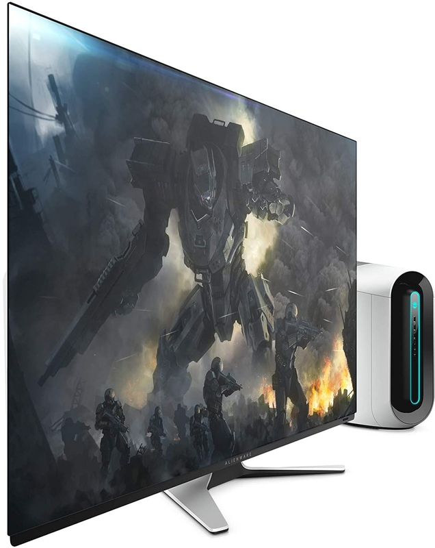 """Dell - Monitor Dell Alienware 55"""" AW5520QF OLED  0.5ms"""