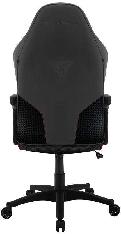 ThunderX3 - Cadeira Gaming ThunderX3 BC1 BOSS - Cinzento/Vermelho