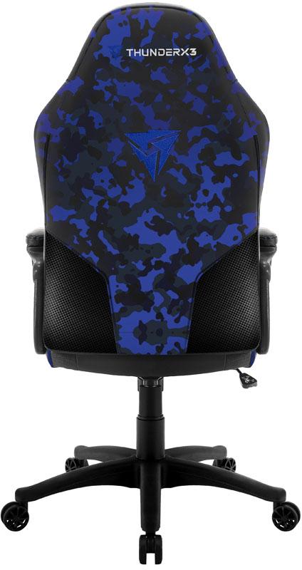 ThunderX3 - Cadeira Gaming ThunderX3 BC1 CAMO - Camo/Azul