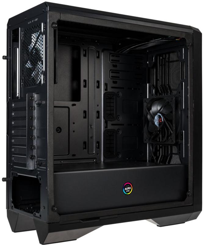 BitFenix - Caixa E-ATX BitFenix Enso Mesh RGB Preto Vidro Temperado