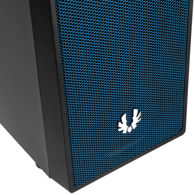 BitFenix - Caixa ATX BitFenix Neos Preto / Azul