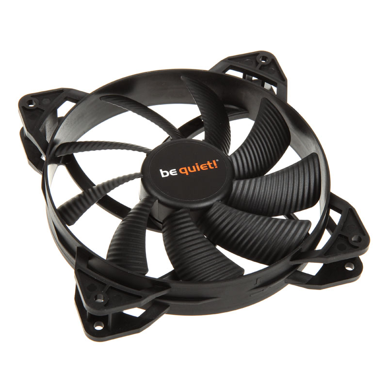 be quiet! - Ventoinha be quiet! Pure Wings 2 PWM 140mm