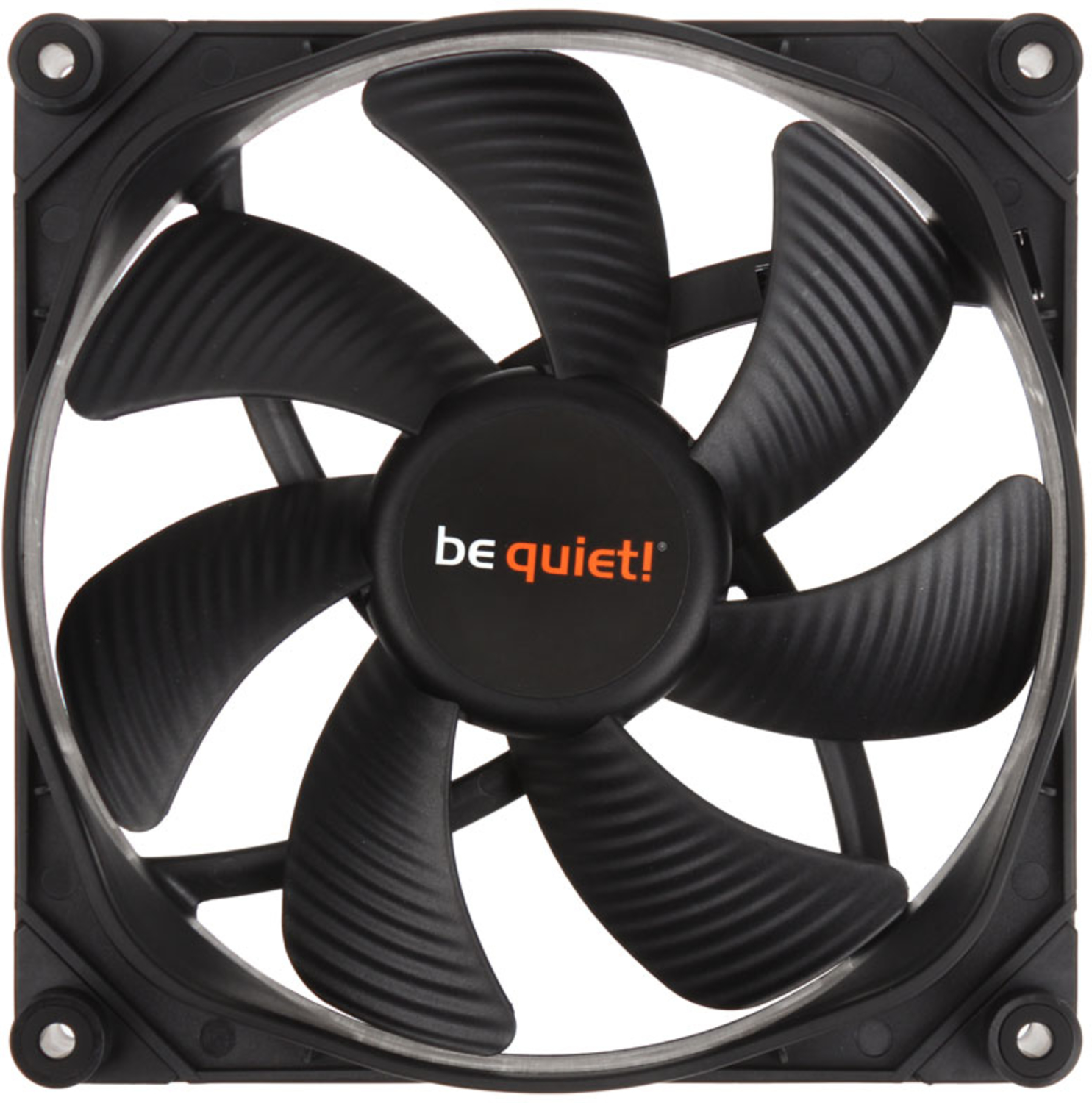 Ventoinha be quiet! Silent Wings 3 140mm