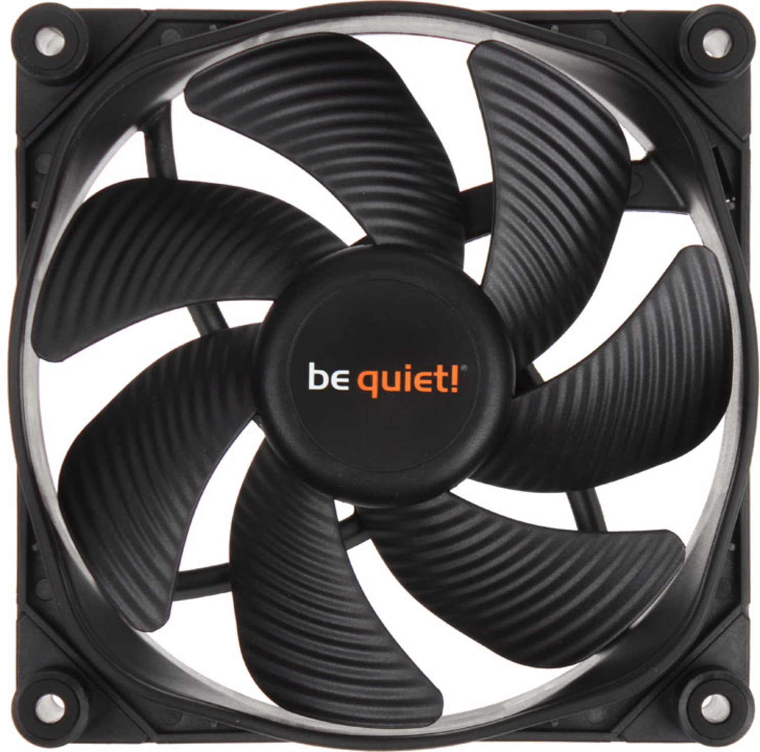 be quiet! - Ventoinha be quiet! Silent Wings 3 PWM 120mm