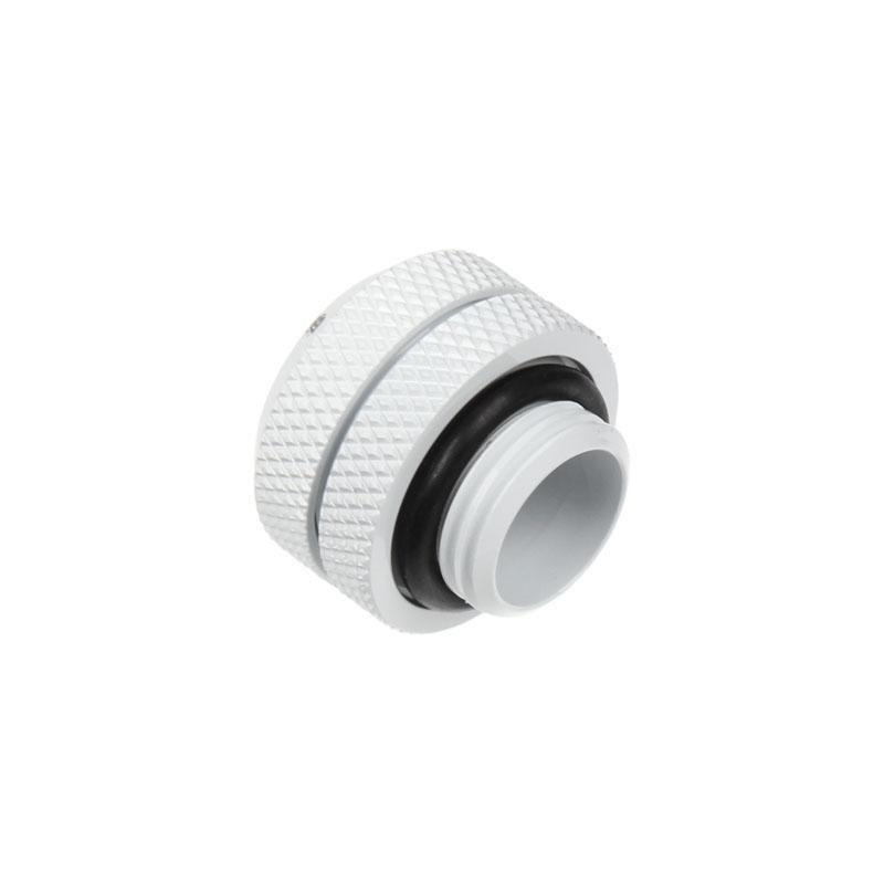 Bitspower - Conector Bitspower G1/4 12mm - Branco