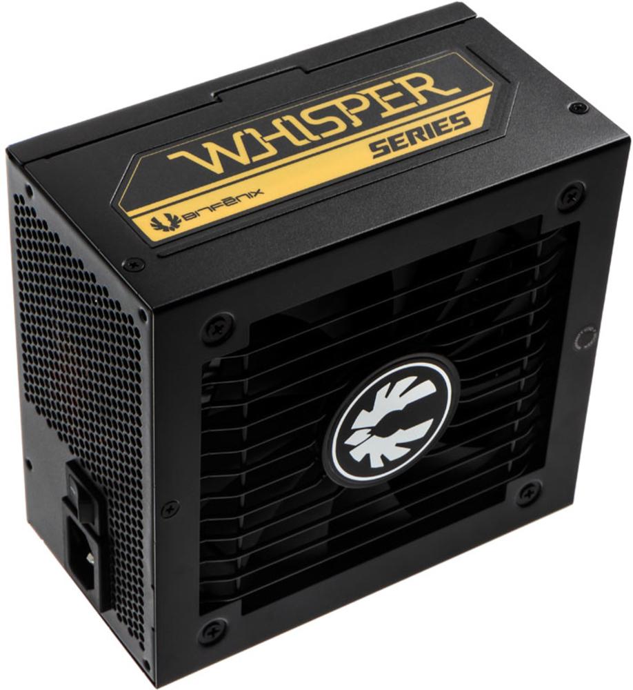 BitFenix - Fonte Modular BitFenix Whisper M 750W 80+ Gold