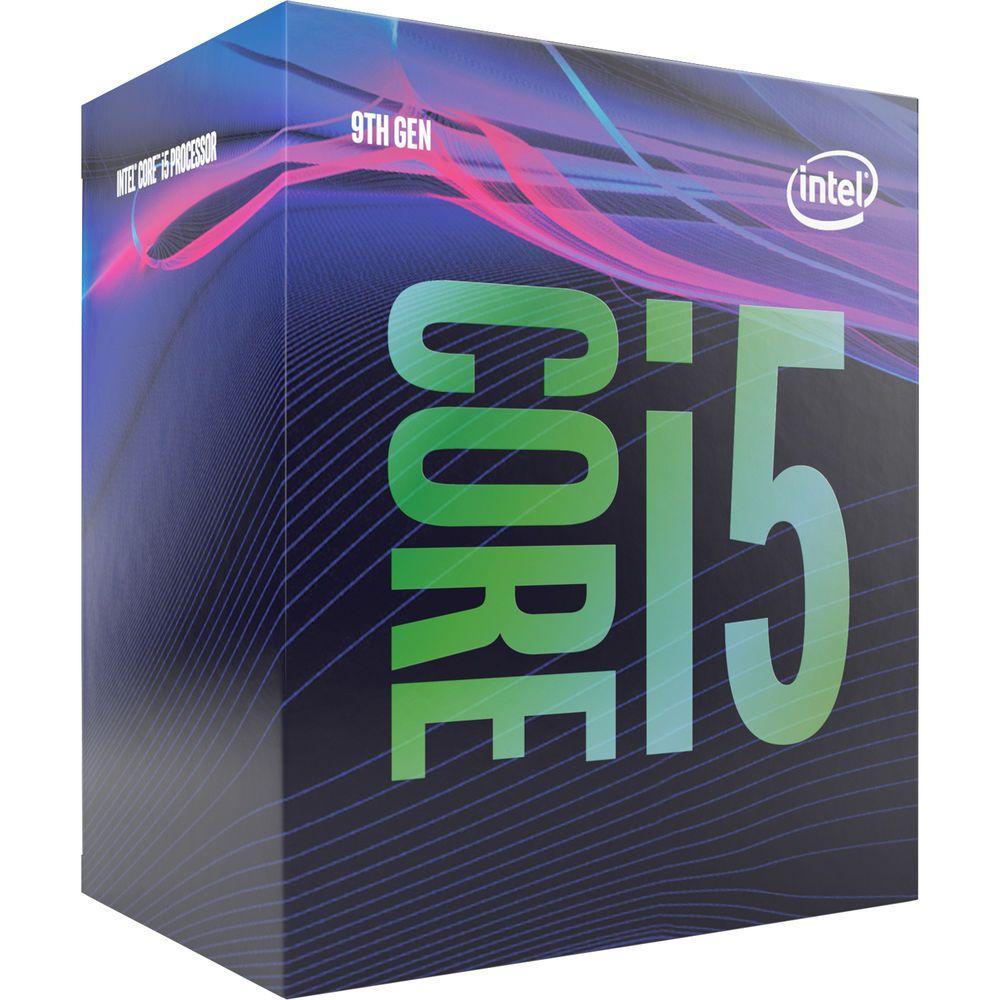 Processador Intel Core i5 9400 6-Core (2.9GHz-4.1GHz) 9MB Skt1151