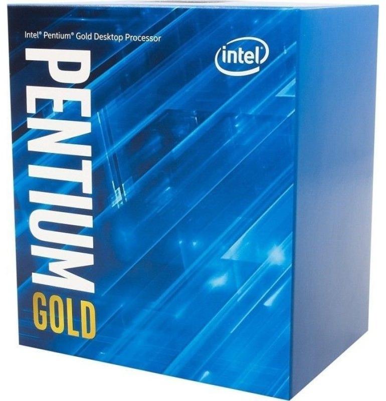 Intel - Processador Intel Pentium Gold G6405 2-Core (4.1GHz) 4MB Skt1200