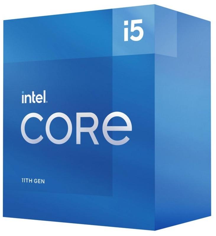 Intel - Processador Intel Core i5 11400F 6-Core (2.6GHz-4.4GHz) 12MB Skt1200