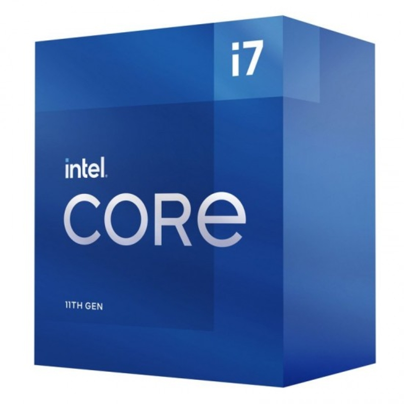 Processador Intel Core i7 11700F 8-Core (2.5GHz-4.9GHz) 16MB Skt1200