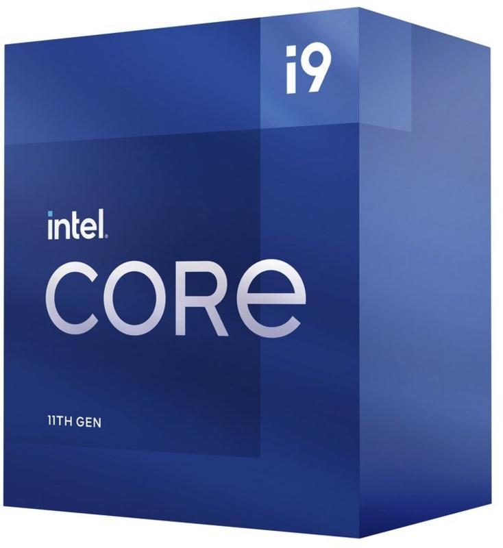 Intel - Processador Intel Core i9 11900F 8-Core (2.5GHz-5.2GHz) 16MB Skt1200