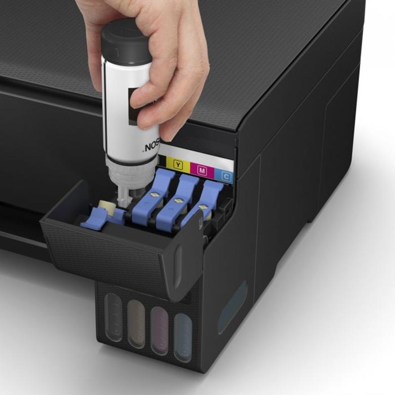 Epson - Impressora Jato de Tinta Epson EcoTank ET-2711 All-In-One WiFi