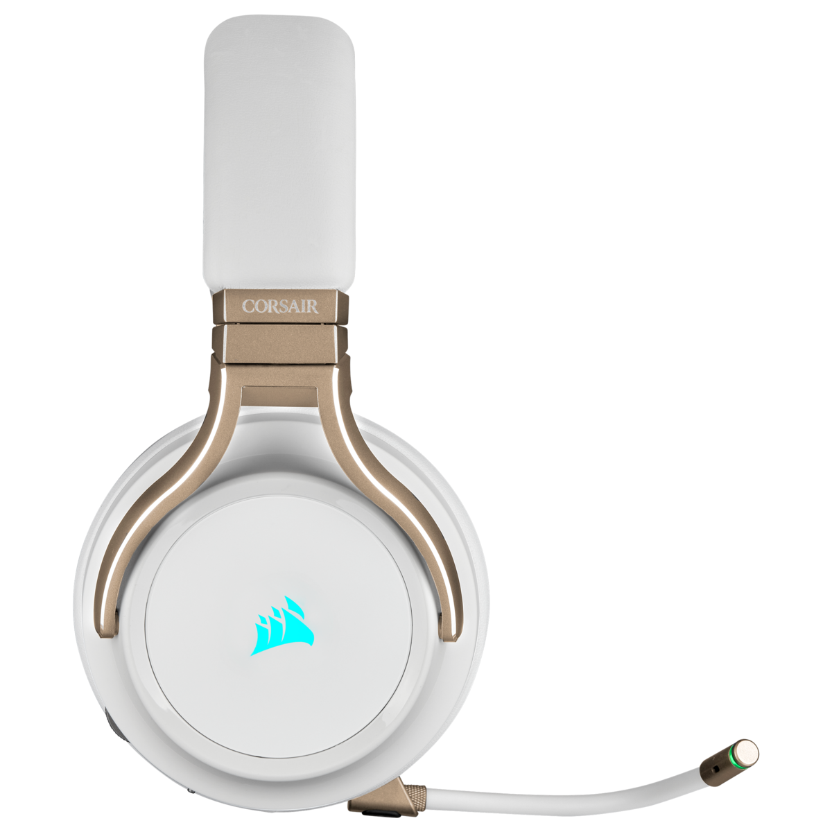 Auscultadores Corsair Virtuoso Wireless 7.1 Pérola