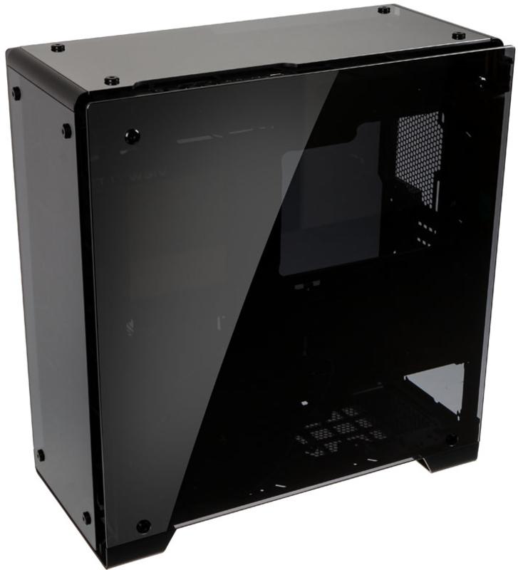 Corsair - Caixa ATX Corsair Crystal 570X RGB Mirror Vidro Temperado