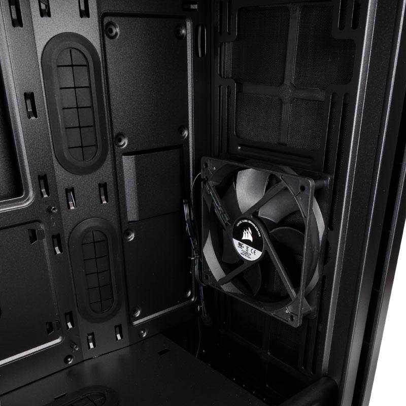 Corsair - Caixa ATX Corsair Carbide 275R Preto Vidro Temperado