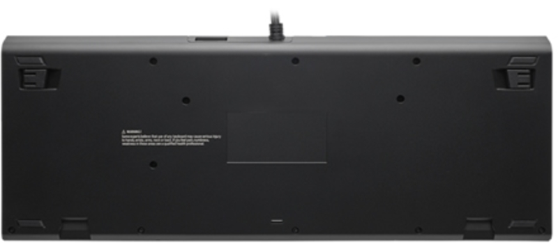 Corsair - Teclado Corsair Strafe RGB MK.2 MX Silent - Mecânico (PT)