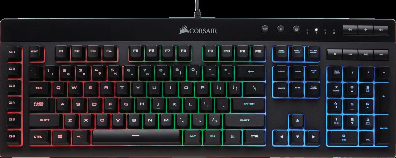 Corsair - Teclado Corsair K55 RGB (PT)