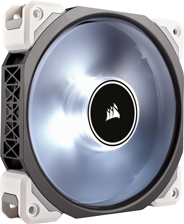 Corsair - Ventoinha Corsair ML120 Pro LED Branco 120mm