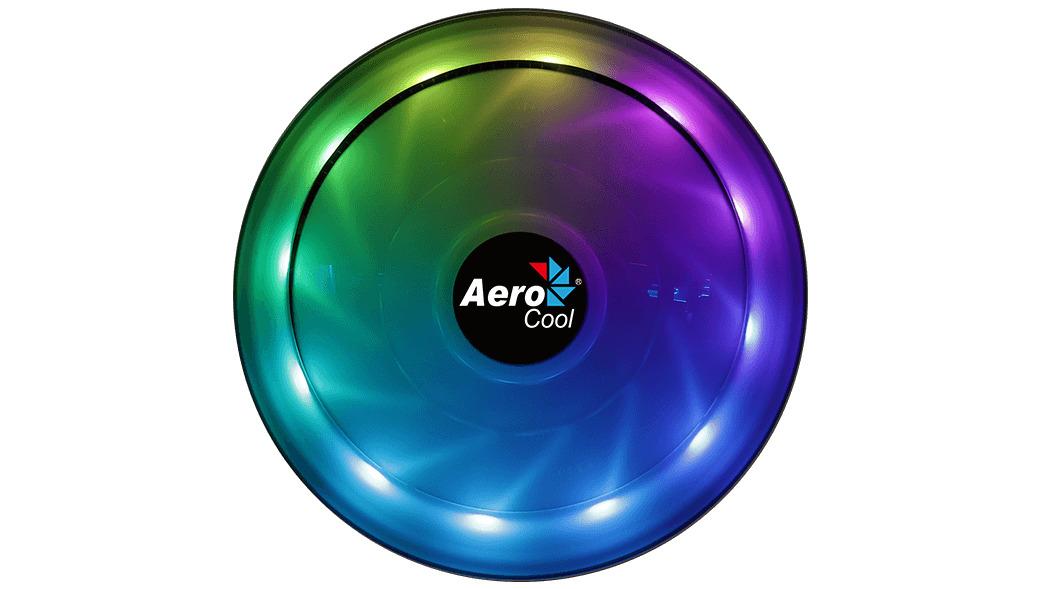 Aerocool - Cooler CPU Aerocool Core Plus, ARGB - 120mm