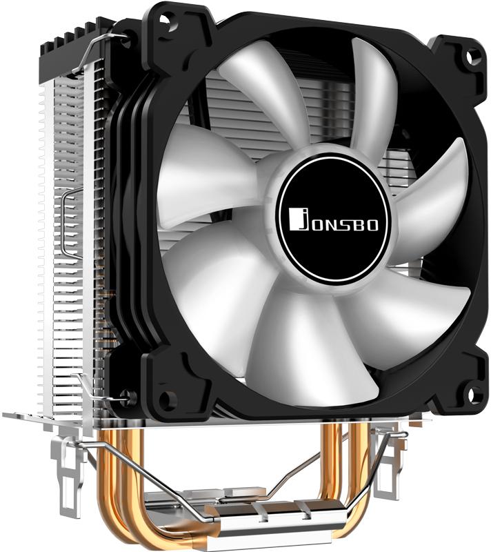 Jonsbo - Cooler CPU Jonsbo CR-1200 ARGB Preto - 92mm