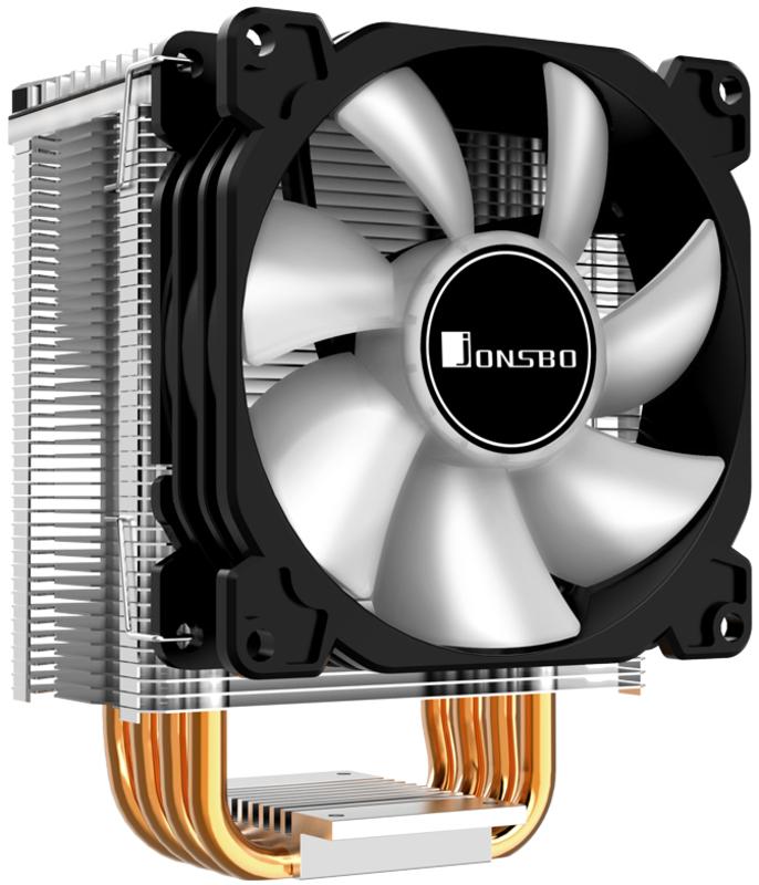 Jonsbo - Cooler CPU Jonsbo CR-1400 ARGB Preto - 92mm
