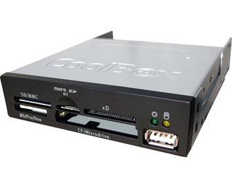 "Leitor de Cartões Coolbox CR400 Interno 3.5"""