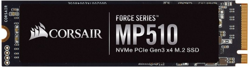 Corsair - Disco SSD Corsair Force MP510 240GB M.2 NVMe