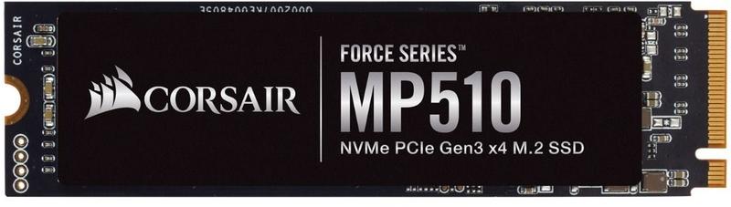 Corsair - Disco SSD Corsair Force MP510 480GB M.2 NVMe