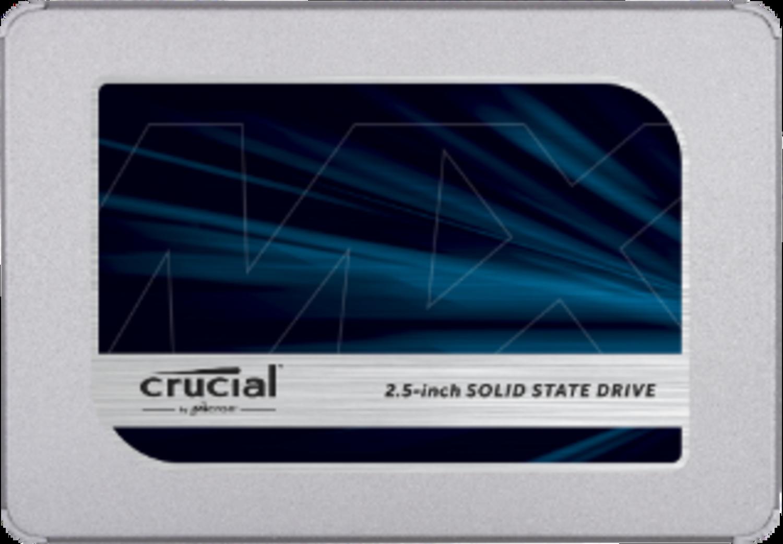 Crucial - Disco SSD Crucial MX500 1TB SATA III