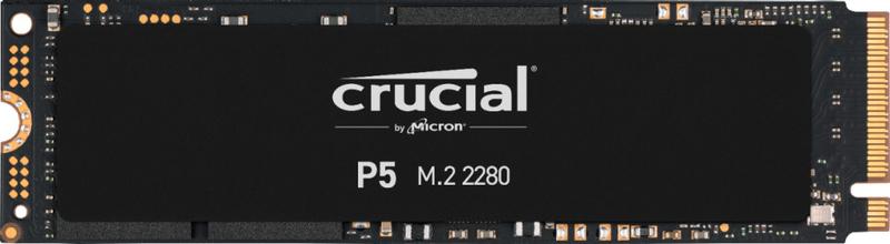 Crucial - Disco SSD Crucial P5 1TB 3D M.2 NVMe 2280