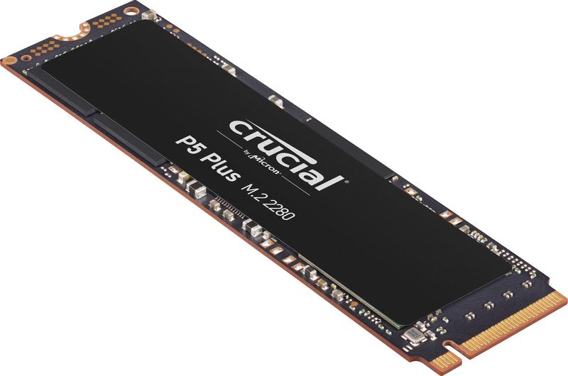 Disco SSD Crucial P5 Plus 2TB Gen4 M.2 NVMe 2280