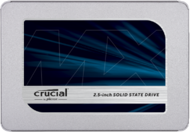 Crucial - Disco SSD Crucial MX500 250GB SATA III