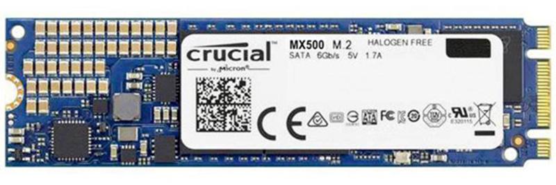 Disco SSD Crucial MX500 500GB M.2 3D