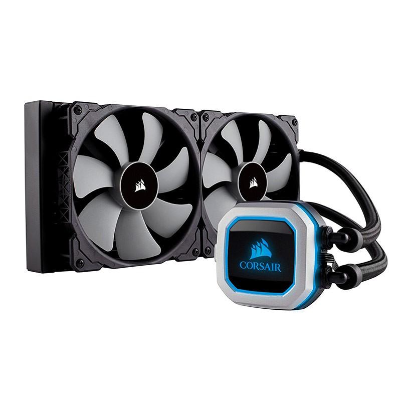 Cooler CPU a Água Corsair Hydro H115i Pro RGB