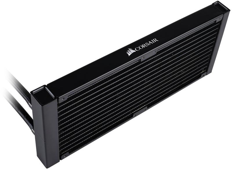 Corsair - Cooler CPU a Água Corsair Hydro H115i Platinum