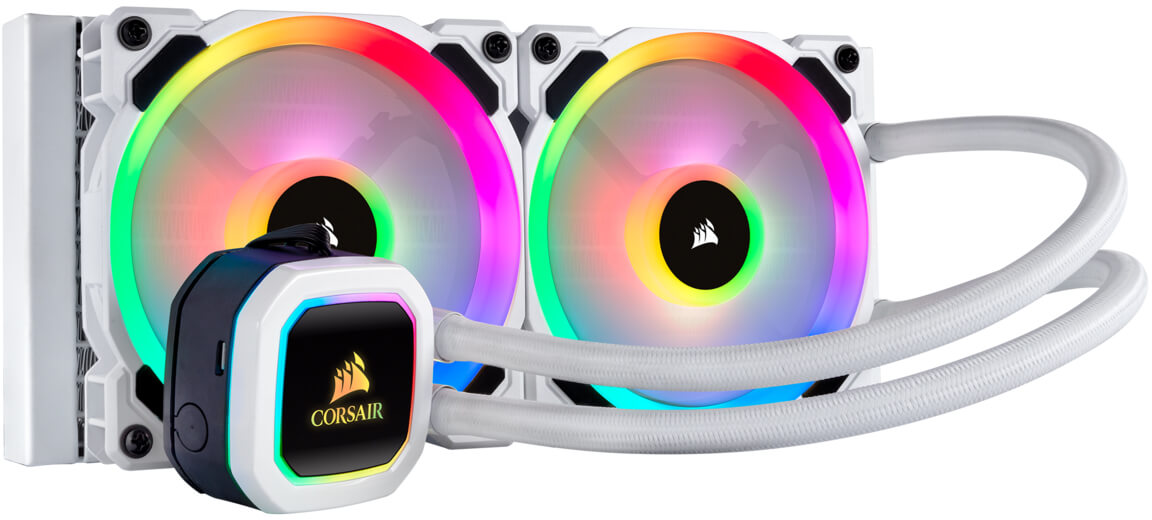 Cooler CPU a Água Corsair Hydro H100i Platinum SE RGB