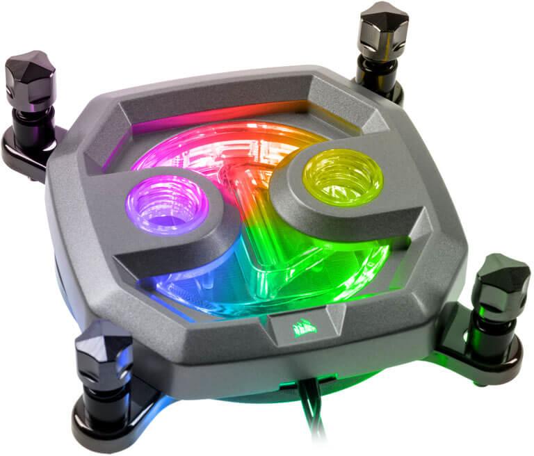 Bloco CPU Corsair Hydro X Series XC9 RGB (2066/sTR4)