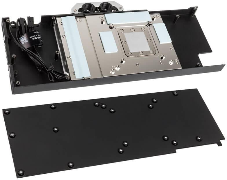 Corsair - Bloco VGA Hydro X Series XG7 RGB 20-Series (2080 FE)