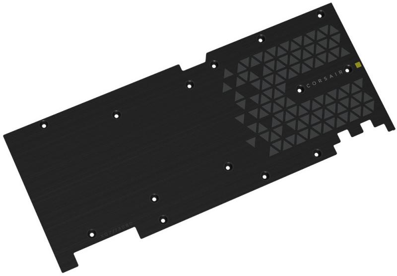 Corsair - Bloco VGA Corsair Hydro X Series XG7 RGB 30-Series Strix (3090, 3080, 3070)
