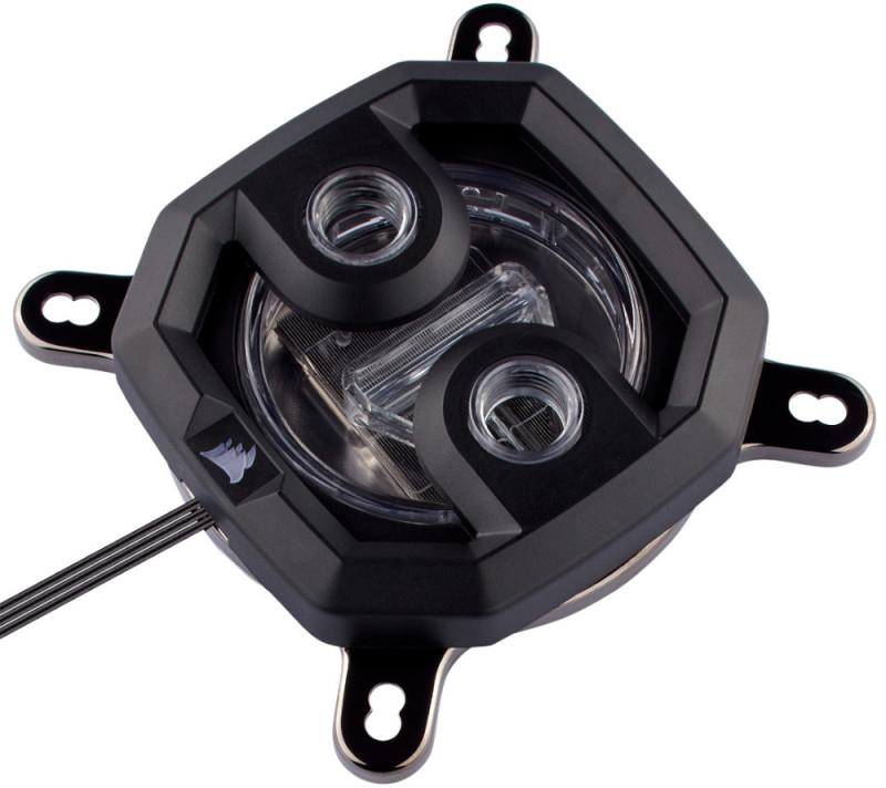 Corsair - Kit Corsair Hydro X iCue XH305I RGB 360mm